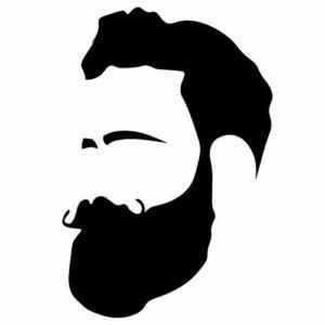Samolepka Barber, samolepky na sklo Barber v Brně