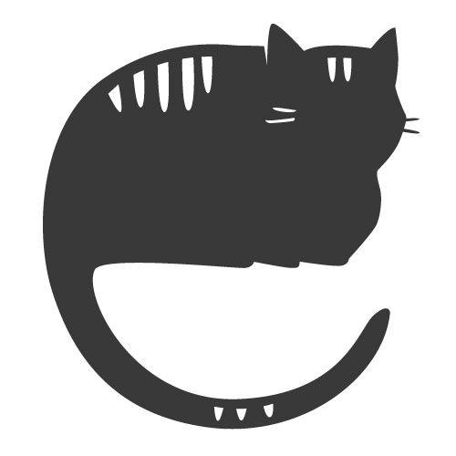 Samolepka Love Kitten, samolepka na auto, sklo, notebook. Vinylová samolepka Love Kitten