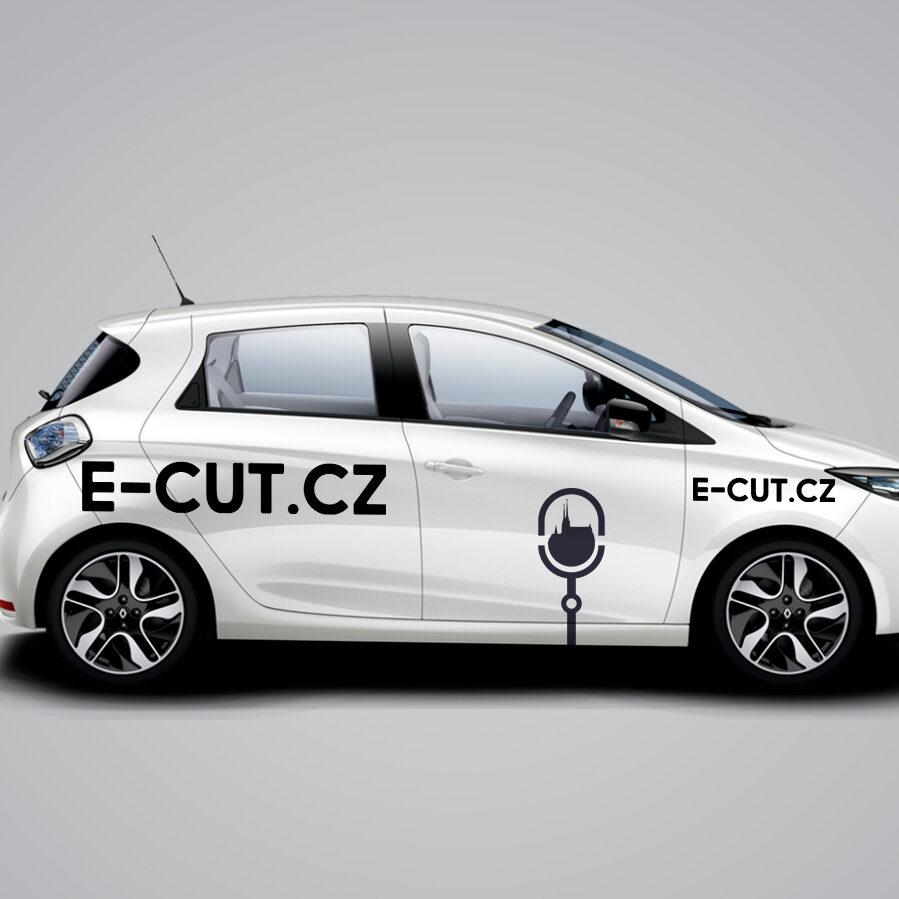Polep aut Brno, samolepky na auto, folie na auto, vyroba samolepek na auta v brne