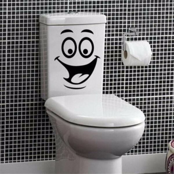 Samolepky na wc prkénko