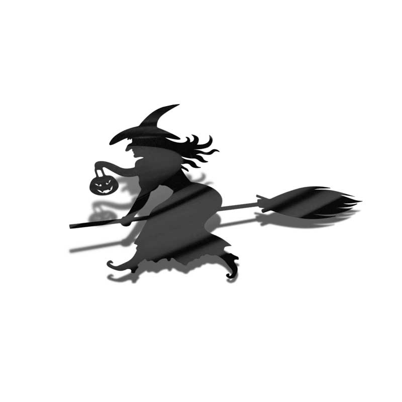 Samolepka Čarodějnice Halloween
