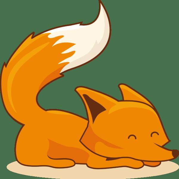 Hrnky Lišky