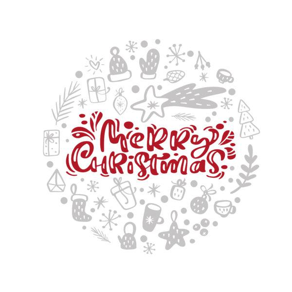 Bílý keramický vánoční hrnekMerry Christmas 2019