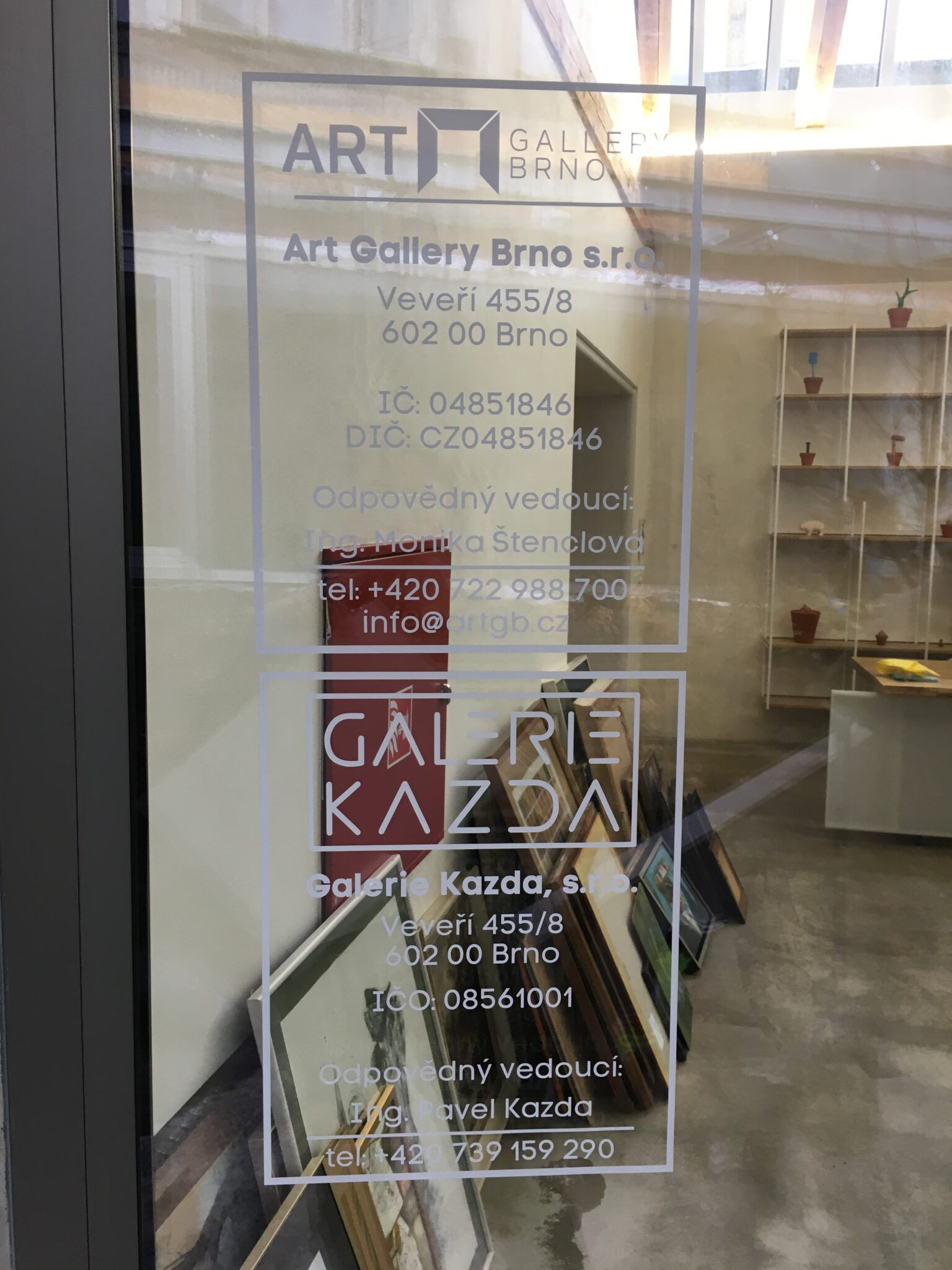 Art Gallery Brno