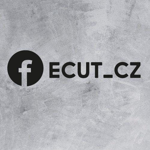 Samolepka Facebook - odkaz na profil na auto, zed', výlohu v Brně