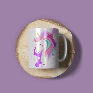 Hrnek Unicorn se jménem