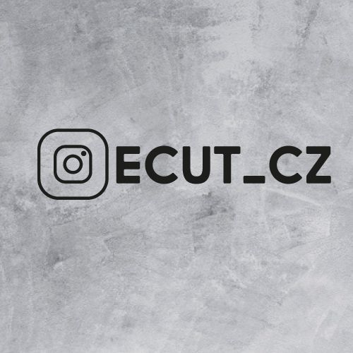 Samolepka Instagram - odkaz na profil na auto, zed', výlohu
