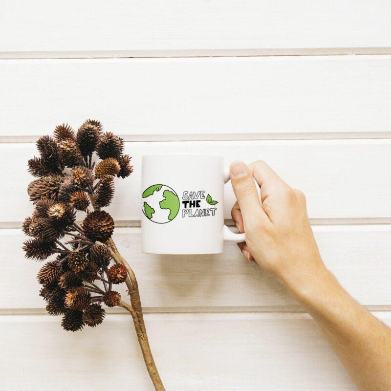 Hrnek Save the Planet
