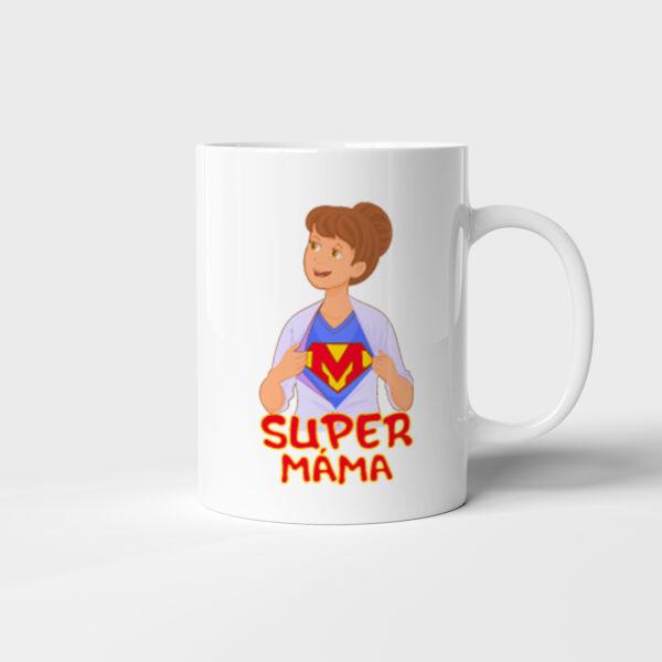hrnek pro maminku SUPER MÁMA - Skvělý dárek pro maminku!