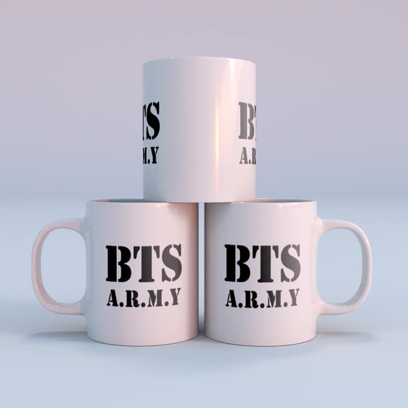 Hrnek BTS ARMY