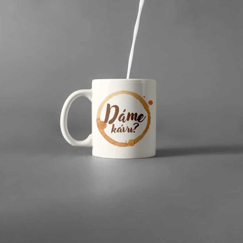 Hrnek Dáme kávu?