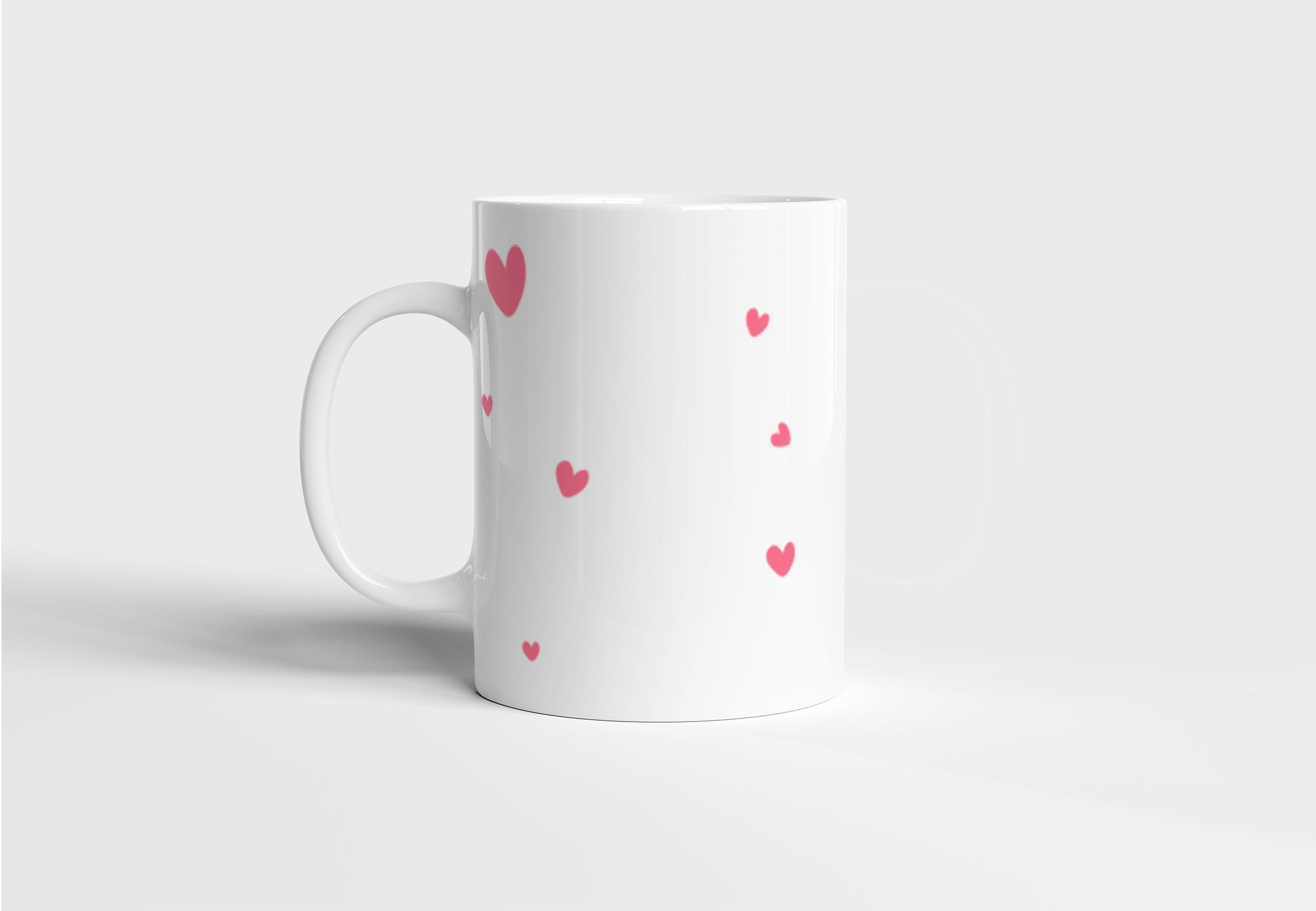 Hrnek You Complete Me s potiskem k Valentýnu!