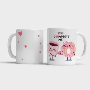 Hrnek You Complete Me k Valentýnu!