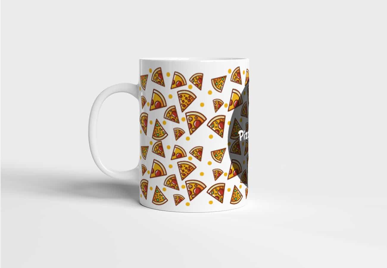 Vynikající hrnek Pizzožroutka