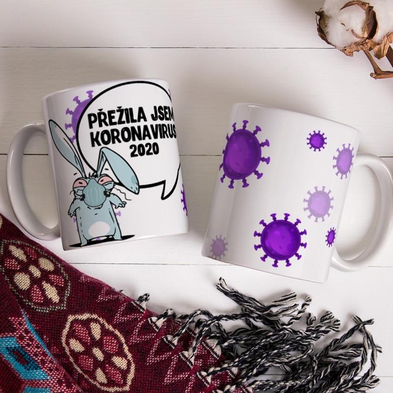 Hrnek Koronavirus