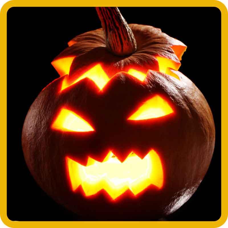 Samolepky Halloween
