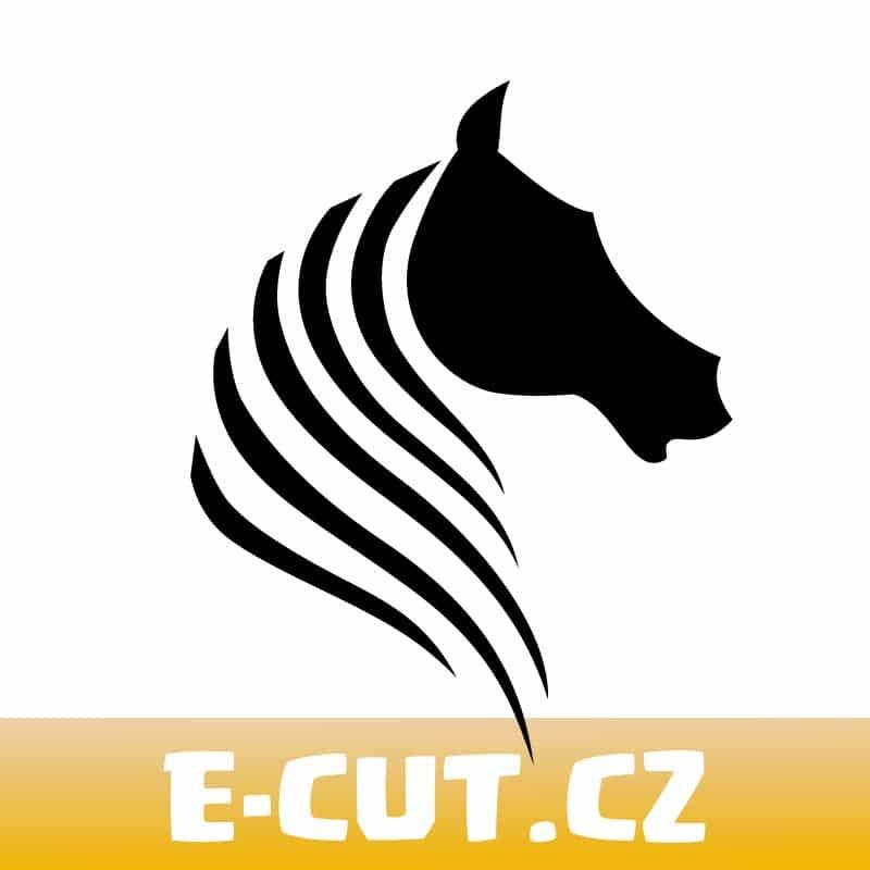 Samolepka Horse Logo