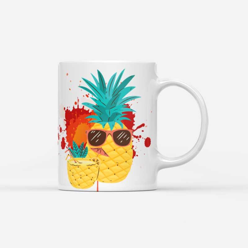 Originální hrnek Ananas