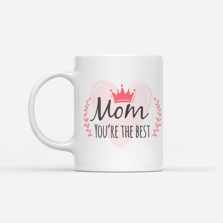 Hrnek Mom You Are The Best pro maminku