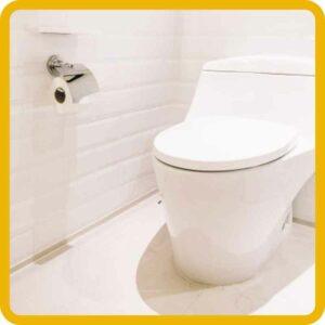 Samolepky na WC