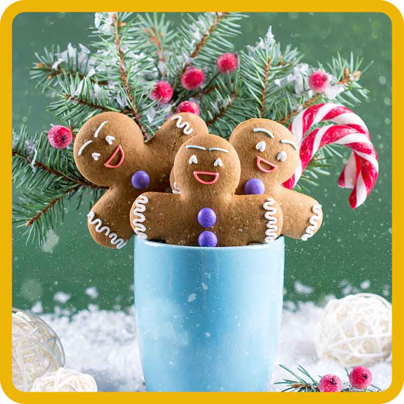 Vánoční hrnky