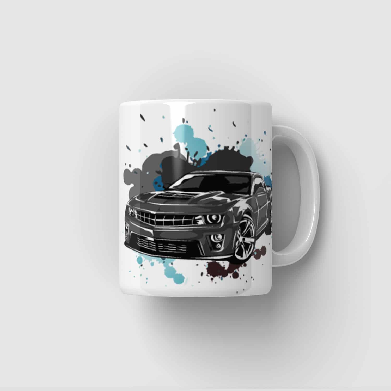 Hrnek Chevrolet Camaro