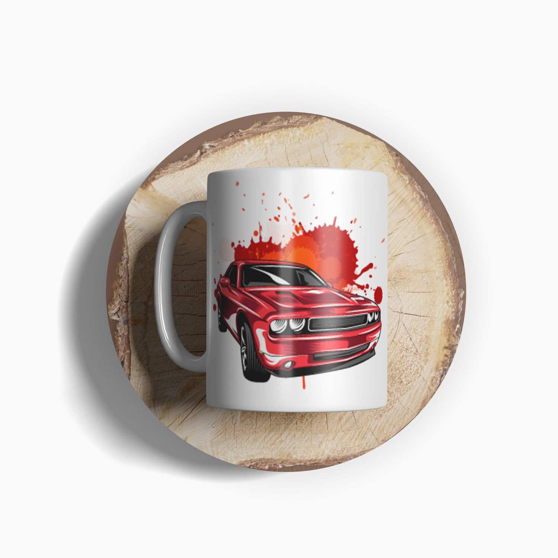 Hrnek Dodge Challenger
