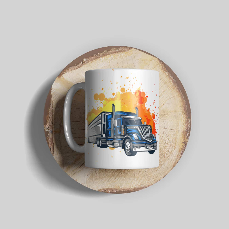 Hrnek Kamion