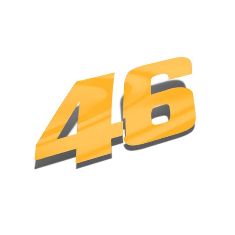 Samolepka 46 - Valntino Rossi