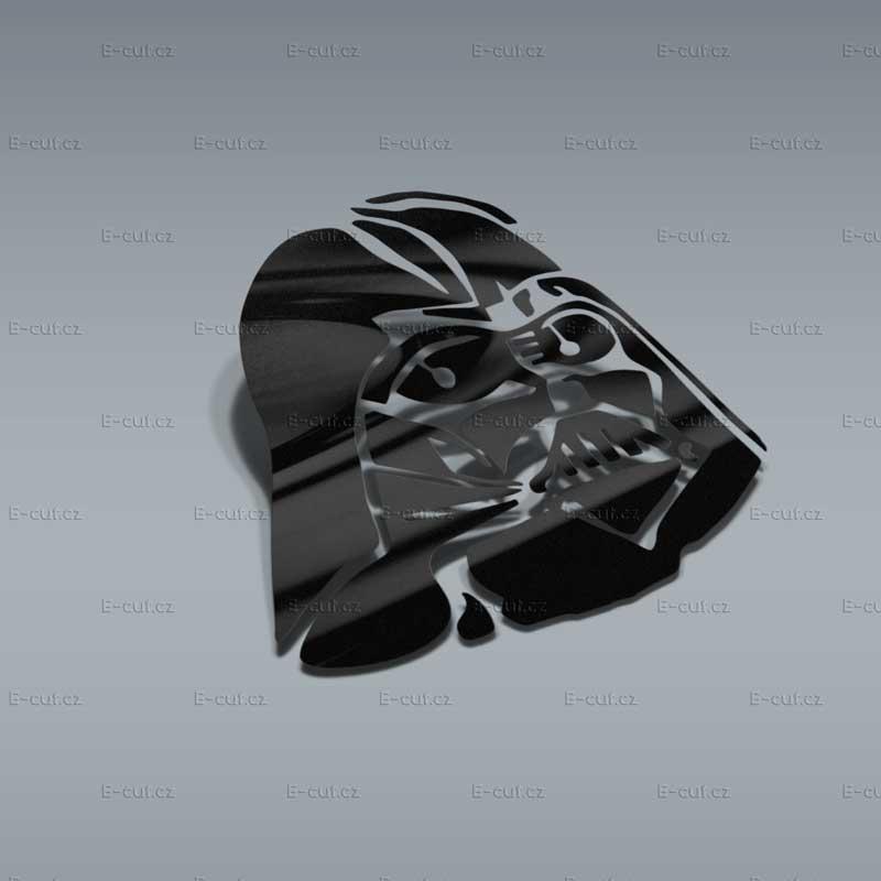 Samolepka Darth Vader - Star Wars