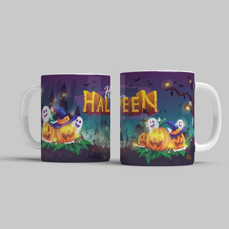 Hrnek Halloween