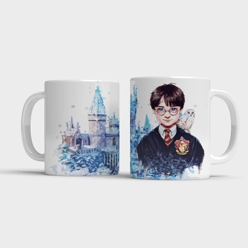 Hrnek s motivem Harry Potter