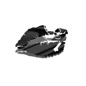Samolepka Rty Lebka