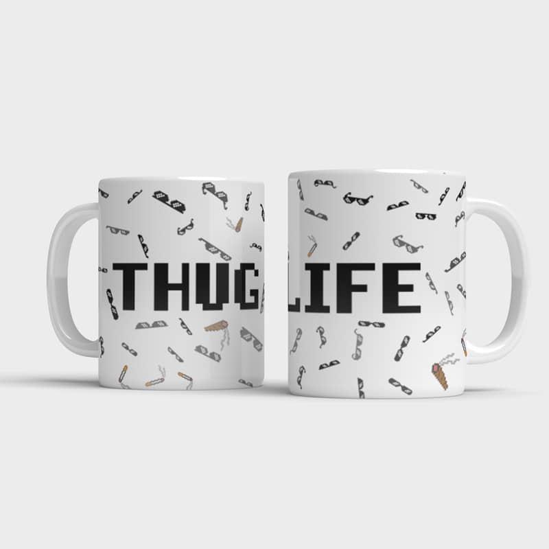 Hrnek Thug Life