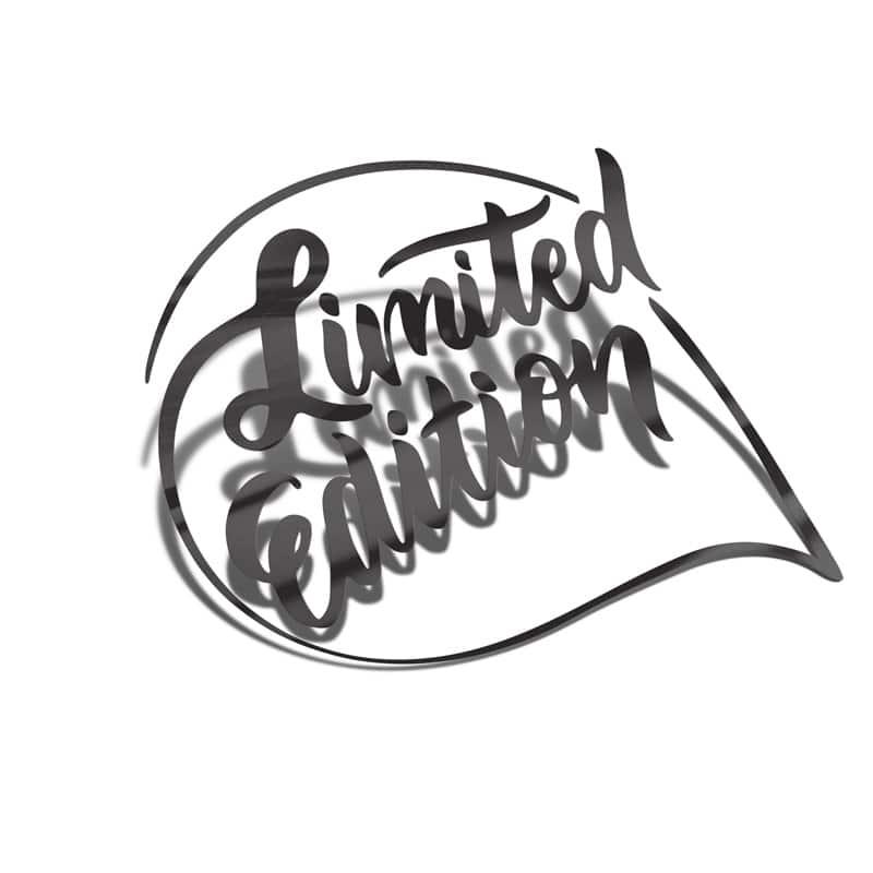 Samolepka Limited Edition