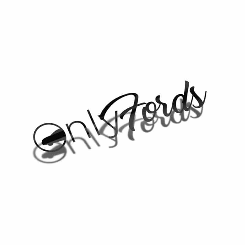 Samolepka OnlyFords
